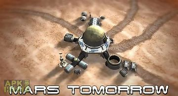 Mars tomorrow