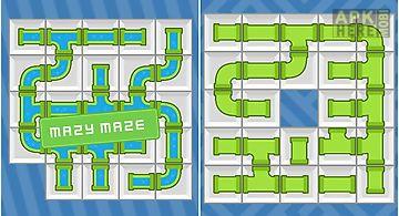 Mazy maze