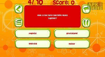 Physics quiz for free