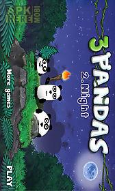 three pandas ii