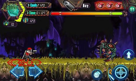 zombie raider: halloween edition