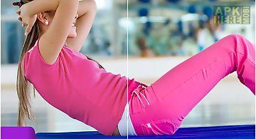 Abdominal abs ab tummy workout