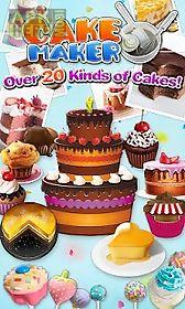 cake maker 2-cooking game