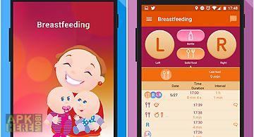 Breastfeeding tracker pumping
