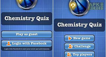 Chemistry quiz free