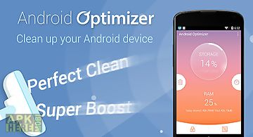 Clean optimizer