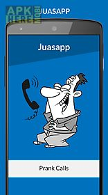 juasapp - prank calls