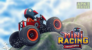 Mini racing: adventures