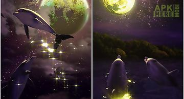 Mystery moonlight trial
