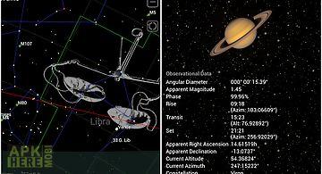 Night sky tools - astronomy