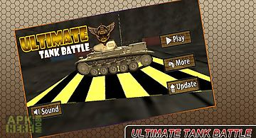 Ultimate tank battle - worlds