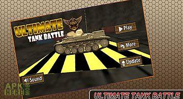 Ultimate tank battle - worlds