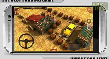 Car driver 2 (hard parking)