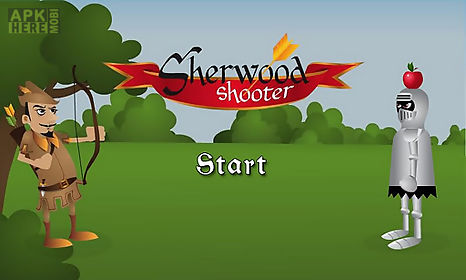 sherwood shooter - apple shoot