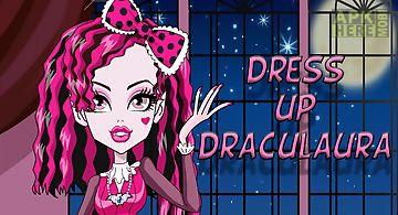 Dress up draculaura monster for ..