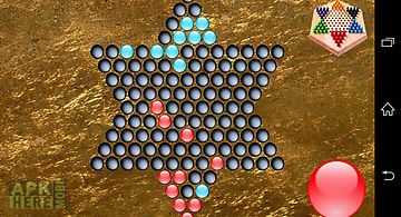 Easy chinese checkers