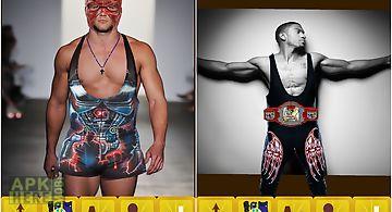 Make me wrestler