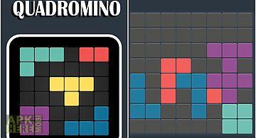 Quadromino: no rush puzzle