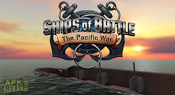 Ships of battle: the pacific war