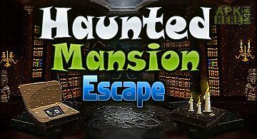 Haunted mansion escape