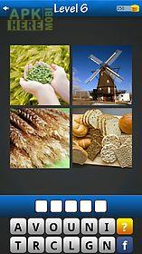 photo quiz ~ 4 pics 1 word