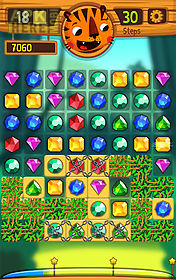 tiger: the gems hunter match 3