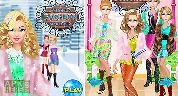 Winter fashion makeover