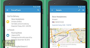 deliveries package tracker pro apk