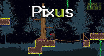 Pixus: the 2d pixel adventure