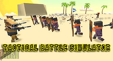 Tactical battle simulator