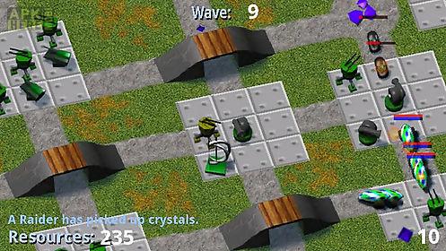tower raiders free