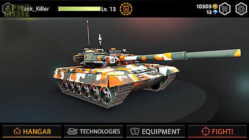 iron tank assault: frontline breaching storm