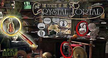 The mystery of the crystal porta..