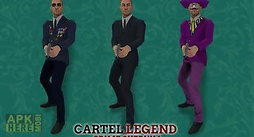Cartel legend: crime overkill