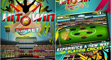 Hit n win cricket - android