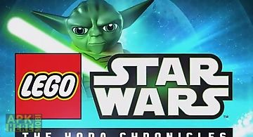 Lego star wars: the new yoda chr..