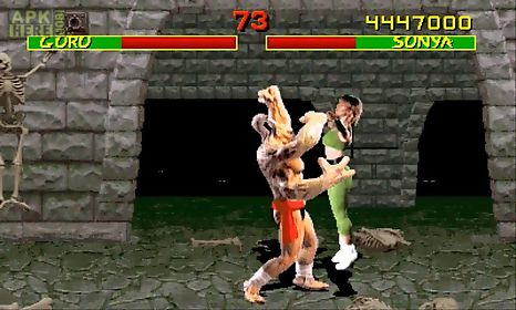 Mortal kombat 1 for Android free download at Apk Here store