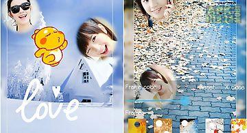 Super photo collage camera