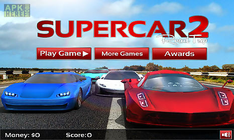 supercar road trip 2 for android free at apk here store