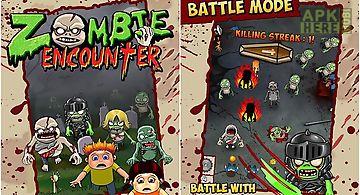 Zombie encounter