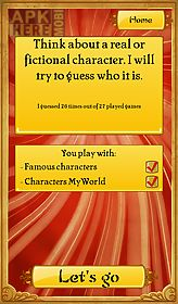 Akinator the genie for Android free download at Apk Here