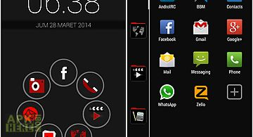 Buzz launcher-smart&free theme for Android free download at Apk Here