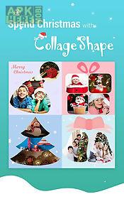 collage shape—collage maker