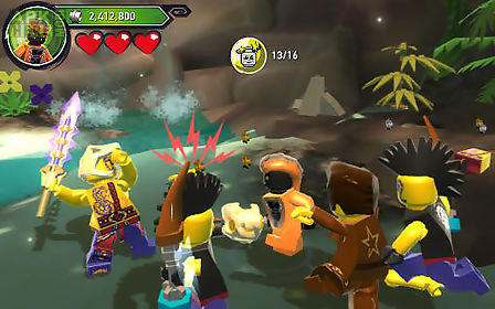 Lego ninjago: shadow of ronin for Android free download at Apk ...