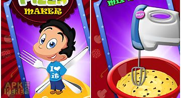 Pizza maker – hot cooking game
