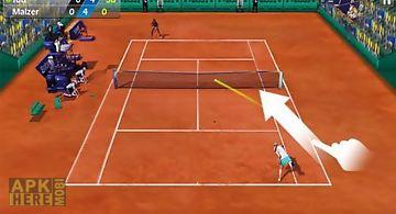 3d tennis hd