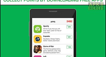 Cash for apps