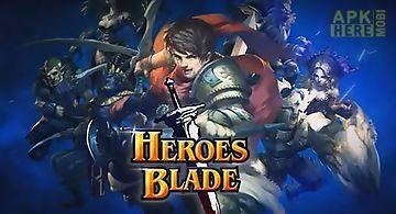 Heroes blade