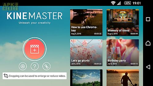 Kinemaster – pro video editor for Android free download at Apk Here