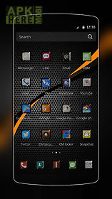 black carbon fiber theme for android free download at apk here store